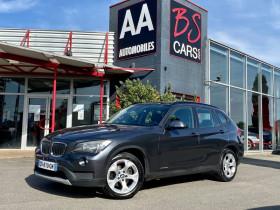 Bmw X1 Gris, garage BS CARS.COM à Castelmaurou