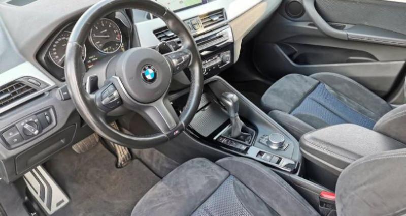 Bmw X1 xDrive18dA 150ch M Sport Noir occasion à METZ - photo n°2