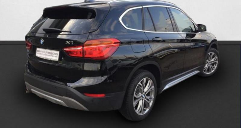 Bmw X1 xDrive18dA 150ch xLine Noir occasion à Chavelot - photo n°3