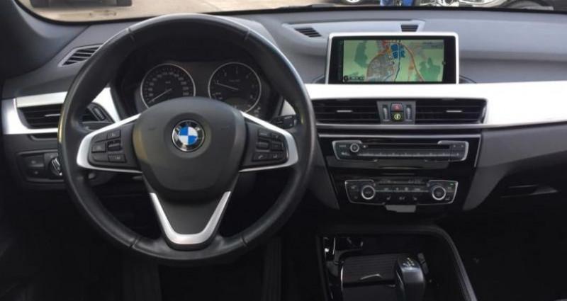 Bmw X1 xDrive18dA 150ch xLine Noir occasion à Chavelot - photo n°4