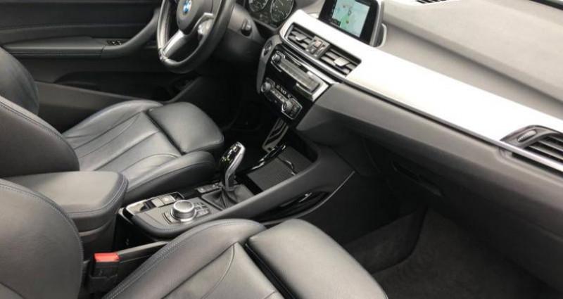 Bmw X1 xDrive20dA 190ch M Sport Euro6c Blanc occasion à METZ - photo n°2