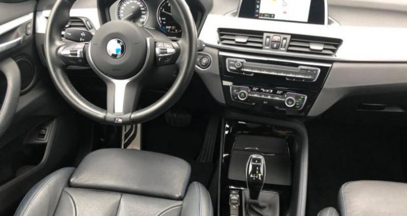Bmw X1 xDrive20dA 190ch M Sport Euro6c Blanc occasion à METZ - photo n°5