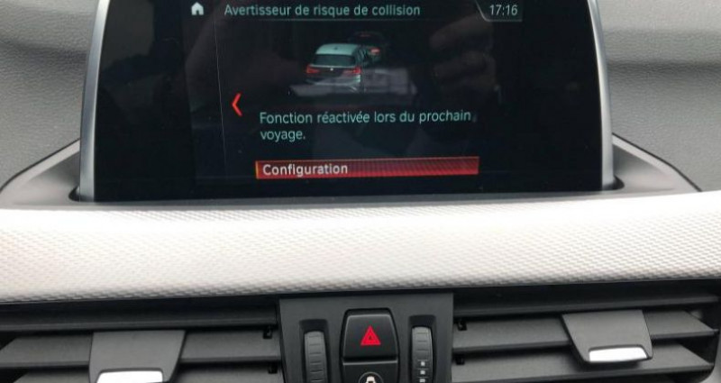 Bmw X1 xDrive20dA 190ch M Sport Euro6c Blanc occasion à METZ - photo n°7