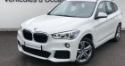 Bmw X1 xDrive20dA 190ch M Sport Euro6c Blanc à METZ 57
