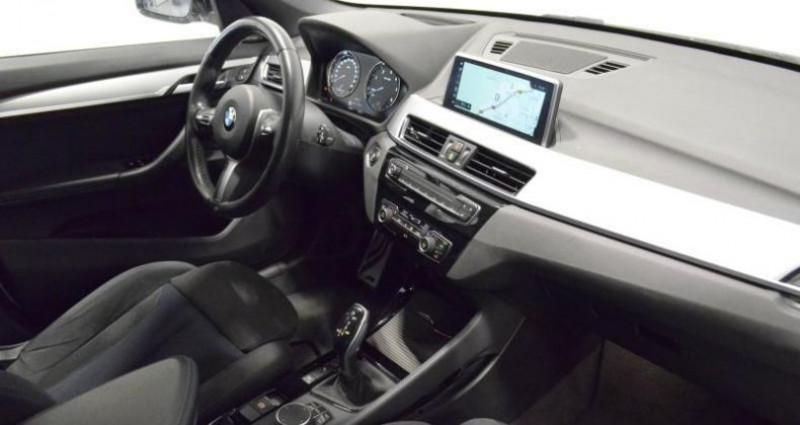 Bmw X1 xDrive20dA 190ch M Sport Euro6c Blanc occasion à LAXOU - photo n°2