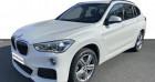 Bmw X1 xDrive20dA 190ch M Sport Euro6c Blanc à Cholet 49