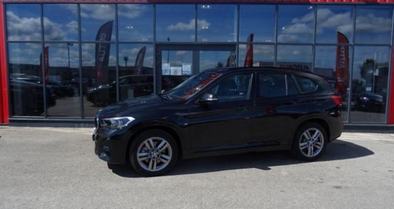 Bmw X1 xDrive20dA 190ch M Sport Euro6d-T Noir occasion à Barberey-saint-sulpice - photo n°3