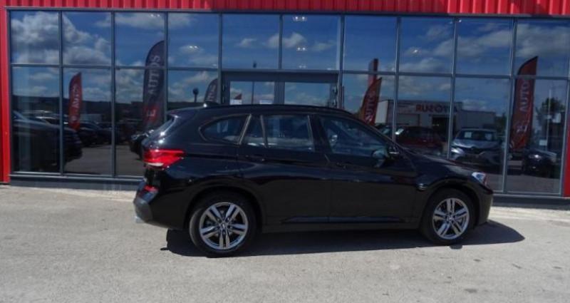 Bmw X1 xDrive20dA 190ch M Sport Euro6d-T Noir occasion à Barberey-saint-sulpice - photo n°2