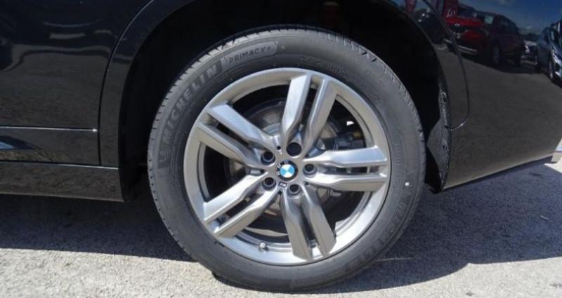Bmw X1 xDrive20dA 190ch M Sport Euro6d-T Noir occasion à Barberey-saint-sulpice - photo n°5