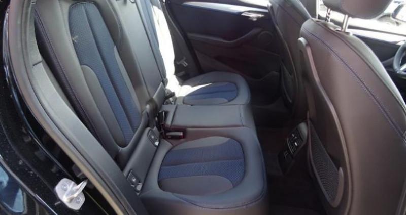 Bmw X1 xDrive20dA 190ch M Sport Euro6d-T Noir occasion à Barberey-saint-sulpice - photo n°7