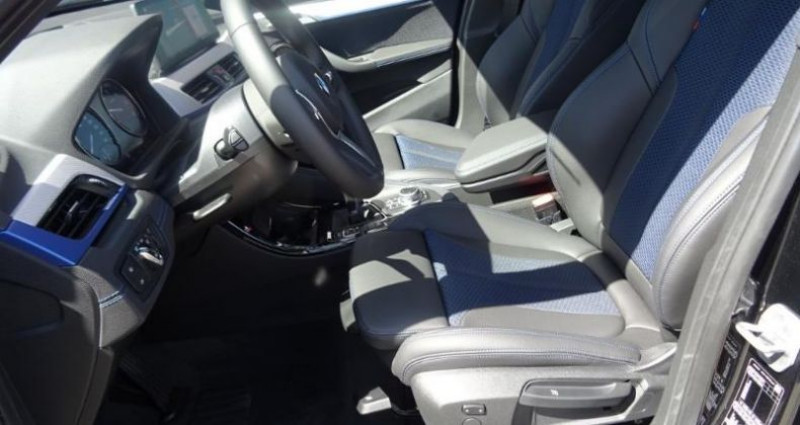 Bmw X1 xDrive20dA 190ch M Sport Euro6d-T Noir occasion à Barberey-saint-sulpice - photo n°6