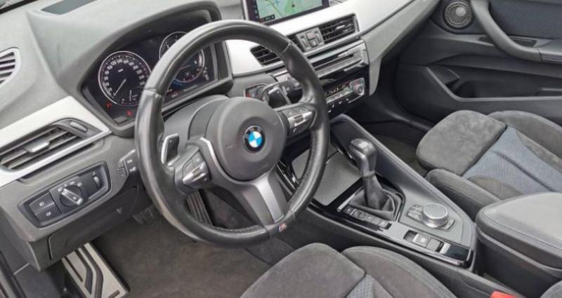 Bmw X1 xDrive25dA 231ch M Sport Argent occasion à METZ - photo n°2