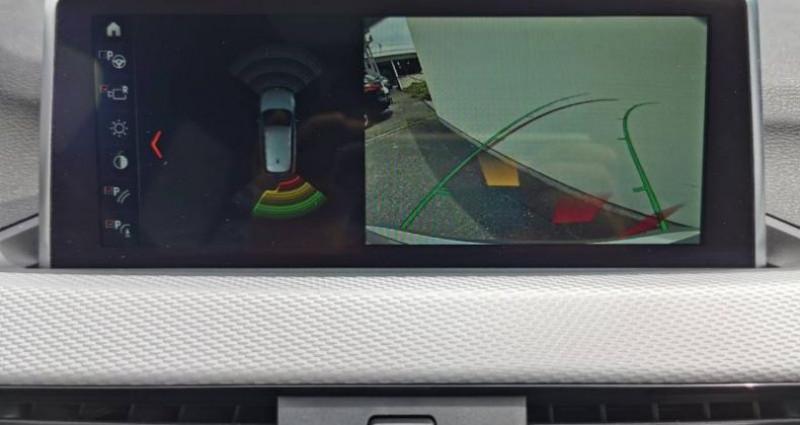 Bmw X1 xDrive25dA 231ch M Sport Argent occasion à METZ - photo n°7