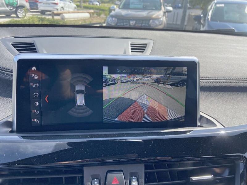 Bmw X2 (F39) XDRIVE 20D 190 BVA8 MSPORT GPS JA19 Caméra Gtie. 3ans Noir occasion à Montauban - photo n°18