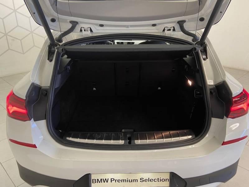 Bmw X2 F39 sDrive 18d 150 ch BVM6 Lounge Blanc occasion à Béziers - photo n°7