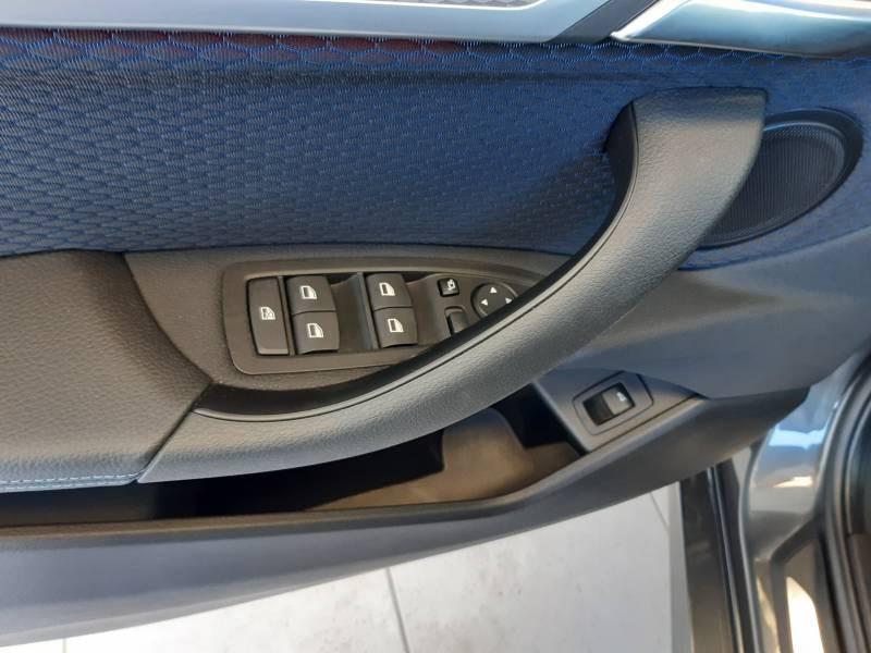 Bmw X2 F39 sDrive 18i 140 ch DKG7 M Sport Gris occasion à Lescar - photo n°15