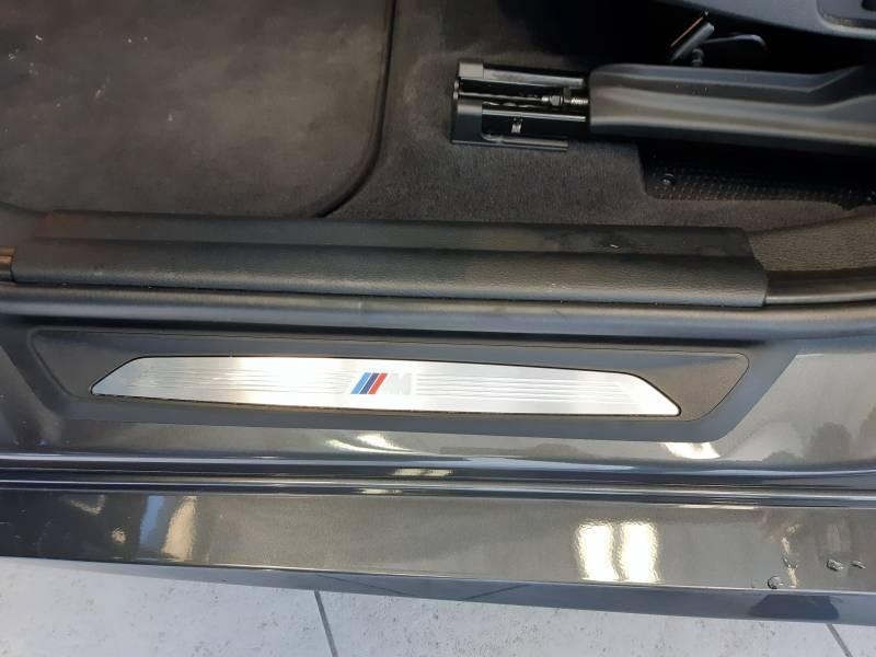 Bmw X2 F39 sDrive 18i 140 ch DKG7 M Sport Gris occasion à Lescar - photo n°14