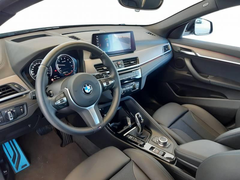 Bmw X2 F39 sDrive 18i 140 ch DKG7 M Sport Gris occasion à Lescar - photo n°4