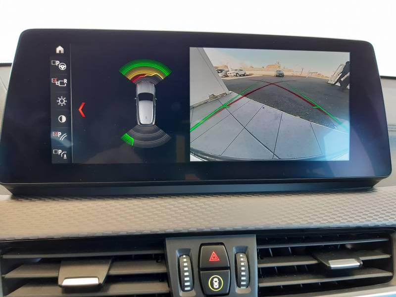 Bmw X2 F39 sDrive 18i 140 ch DKG7 M Sport Gris occasion à Lescar - photo n°20