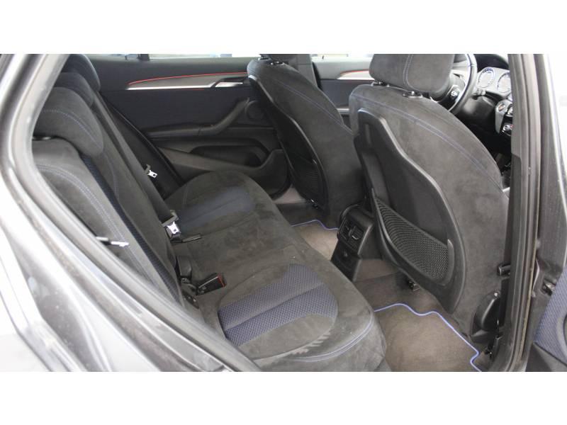 Bmw X2 F39 xDrive 20d 190 ch BVA8 M Sport X Gris occasion à Tarbes - photo n°18