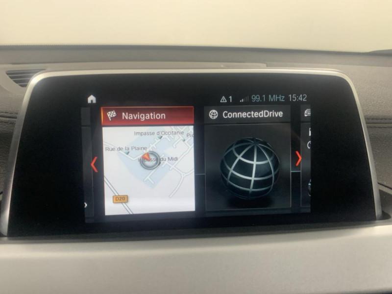 Bmw X2 SDRIVE 18D BVA8  LOUNGE GPS Blanc occasion à Verfeil - photo n°4