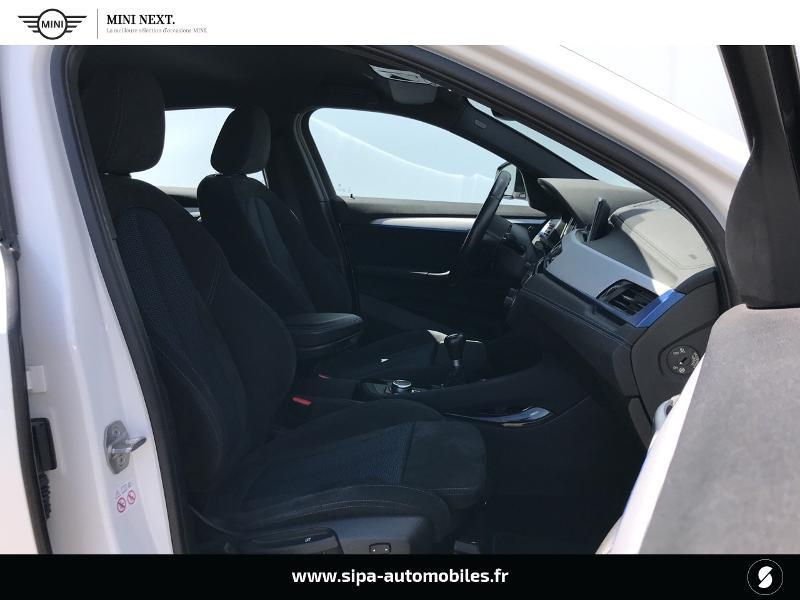 Bmw X2 sDrive18d 150ch M Sport Blanc occasion à Boé - photo n°4