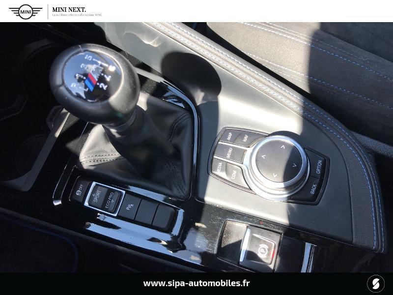 Bmw X2 sDrive18d 150ch M Sport Blanc occasion à Boé - photo n°12