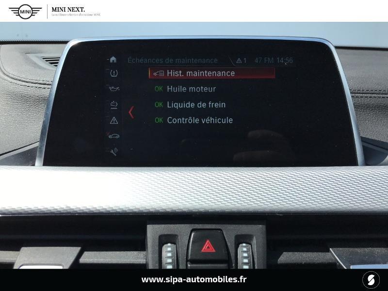 Bmw X2 sDrive18d 150ch M Sport Blanc occasion à Boé - photo n°18