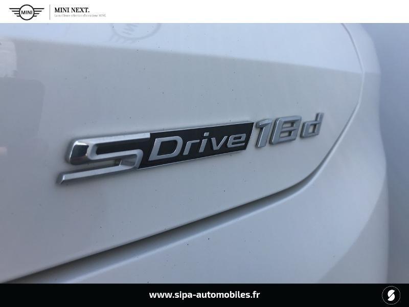 Bmw X2 sDrive18d 150ch M Sport Blanc occasion à Boé - photo n°11