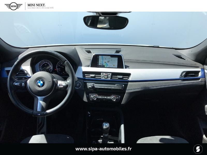 Bmw X2 sDrive18d 150ch M Sport Blanc occasion à Boé - photo n°5