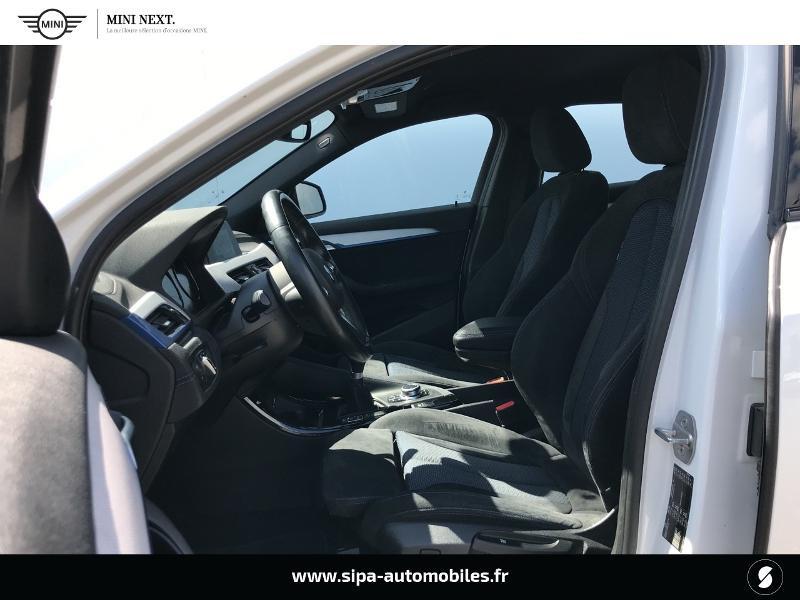Bmw X2 sDrive18d 150ch M Sport Blanc occasion à Boé - photo n°9