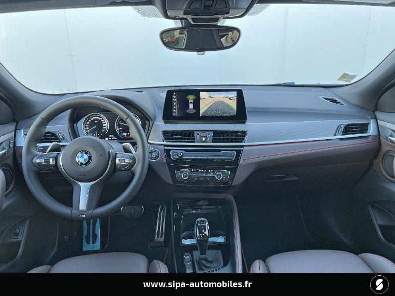 Bmw X2 sDrive18dA 150ch M Mesh Edition Euro6d-T Blanc occasion à Boé - photo n°3