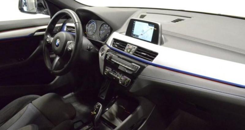 Bmw X2 sDrive18dA 150ch M Sport X Blanc occasion à LAXOU - photo n°2