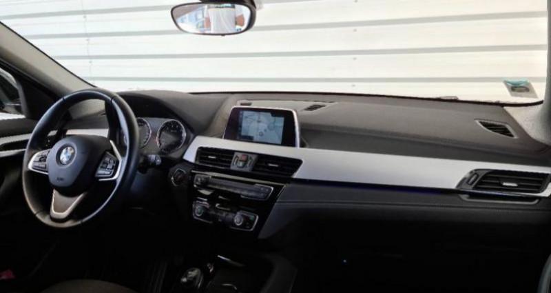 Bmw X2 sDrive18i 140ch Lounge Plus Euro6d-T Noir occasion à Sarrebourg - photo n°7