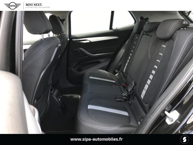 Bmw X2 sDrive18iA 140ch Business Design DKG7 Noir occasion à Boé - photo n°18