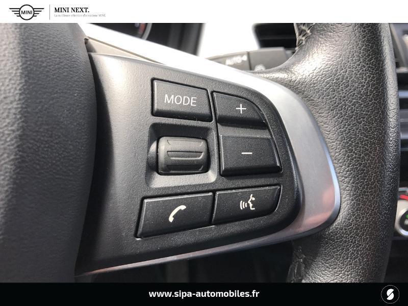 Bmw X2 sDrive18iA 140ch Business Design DKG7 Noir occasion à Boé - photo n°20