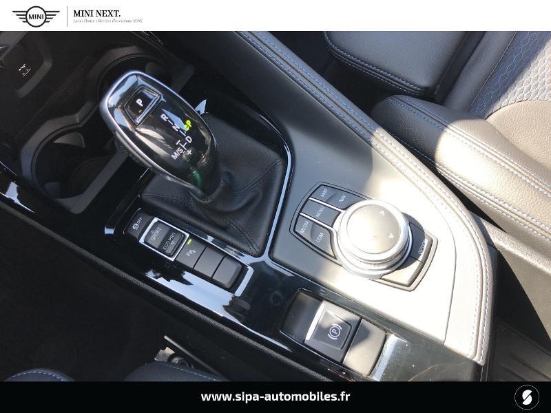 Bmw X2 sDrive18iA 140ch M Sport DKG7 Euro6d-T Noir occasion à Boé - photo n°14