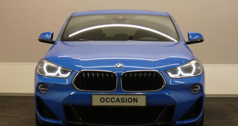Bmw X2 Serie X sDrive 20i Auto M Sport Bleu occasion à Luxembourg - photo n°2