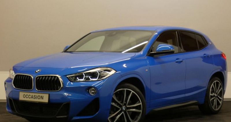 Bmw X2 Serie X sDrive 20i Auto M Sport Bleu occasion à Luxembourg