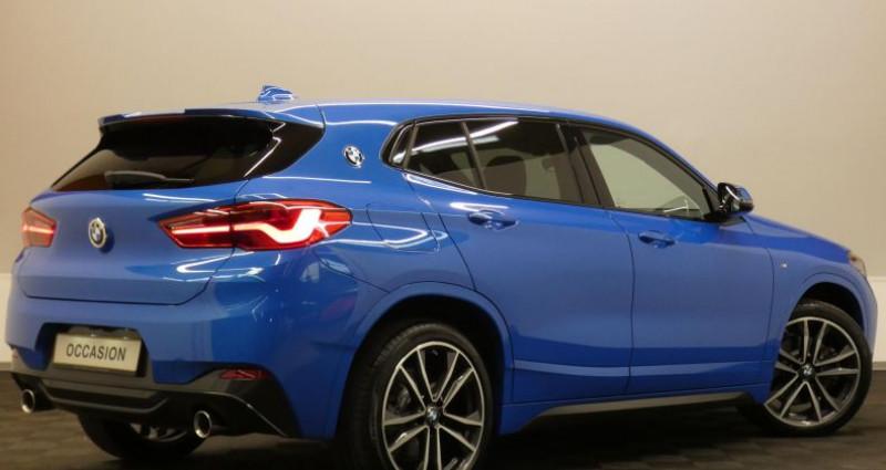 Bmw X2 Serie X sDrive 20i Auto M Sport Bleu occasion à Luxembourg - photo n°4