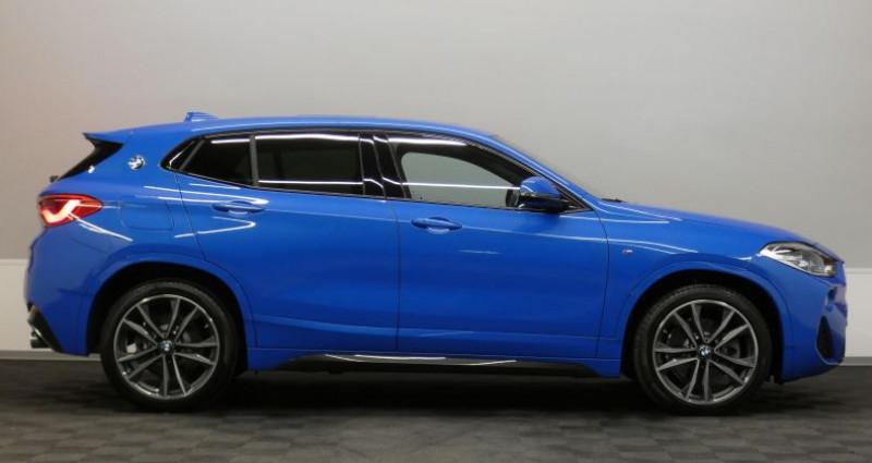 Bmw X2 Serie X sDrive 20i Auto M Sport Bleu occasion à Luxembourg - photo n°3