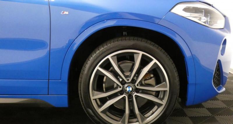 Bmw X2 Serie X sDrive 20i Auto M Sport Bleu occasion à Luxembourg - photo n°6