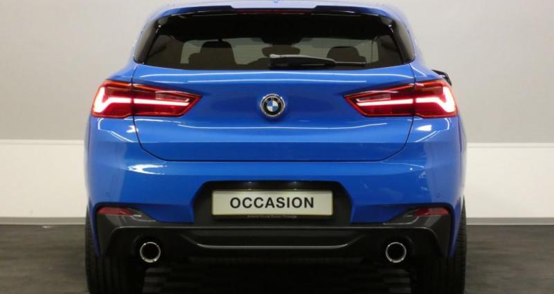 Bmw X2 Serie X sDrive 20i Auto M Sport Bleu occasion à Luxembourg - photo n°5