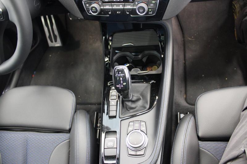 Bmw X2 X2 sDrive 18d 150 ch BVA8 M Sport 5p Blanc occasion à Lescar - photo n°11