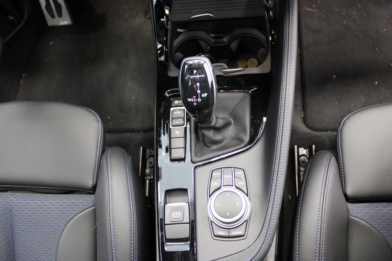 Bmw X2 X2 sDrive 18d 150 ch BVA8 M Sport 5p Blanc occasion à Lescar - photo n°12