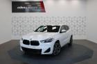 Bmw X2 X2 sDrive 18d 150 ch BVA8 M Sport 5p Blanc à Lescar 64