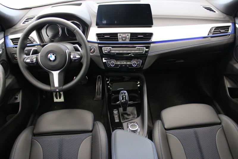 Bmw X2 X2 sDrive 18d 150 ch BVA8 M Sport 5p Blanc occasion à Lescar - photo n°6