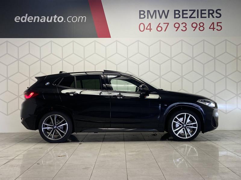 Bmw X2 X2 xDrive 25e 220 ch BVA6 M Sport 5p Noir occasion à Béziers - photo n°3