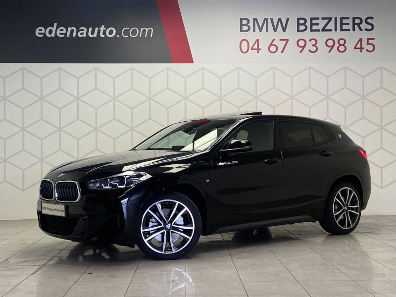 Bmw X2 X2 xDrive 25e 220 ch BVA6 M Sport 5p Noir occasion à Béziers