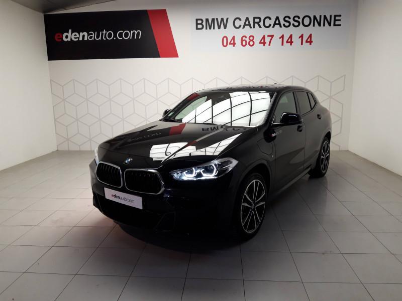 Bmw X2 X2 xDrive 25e 220 ch BVA6 M Sport 5p Gris occasion à Carcassonne